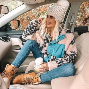 Urban Outfitters Fleece Jacket